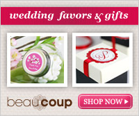 Shop Beau-coup�s selection of wedding favors, decorations, and supplies!